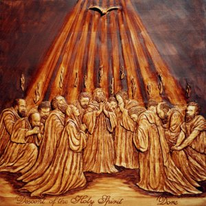 Descent of the Holy Spirit Dore