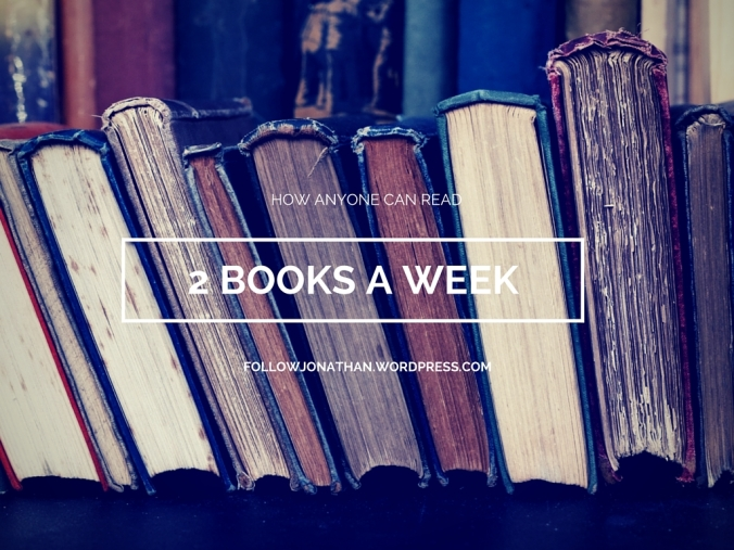 2 books a week