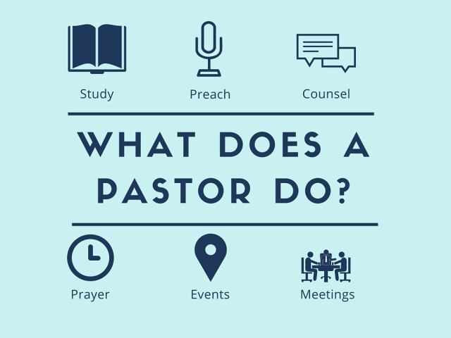 WHat Does a Pastor Do_