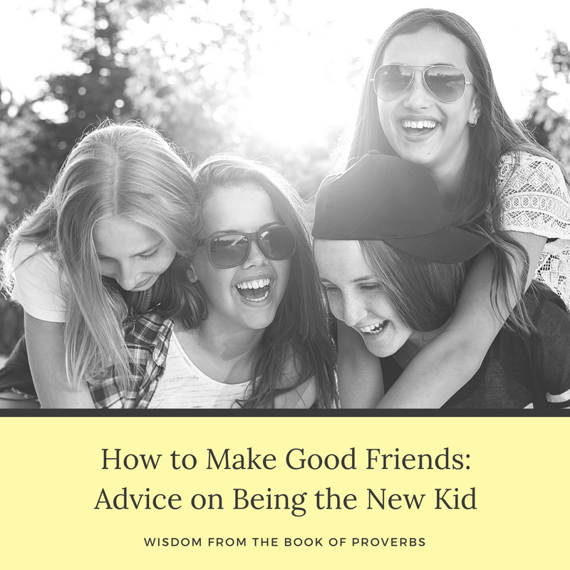 advice on friendship